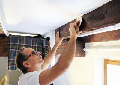 plafond tendu poseur
